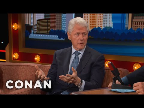 President Bill Clinton On The Clinton Foundation's Focus On The Opioid Epidemic