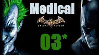 CZ tit. | Let's Play | Batman: Arkham Asylum | #03 | HARD | 1080p