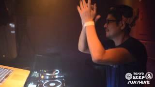 DJ SHINKAWA @ DEEP&SUNSHINE TOKYO #5 2014.11.1 R Lounge