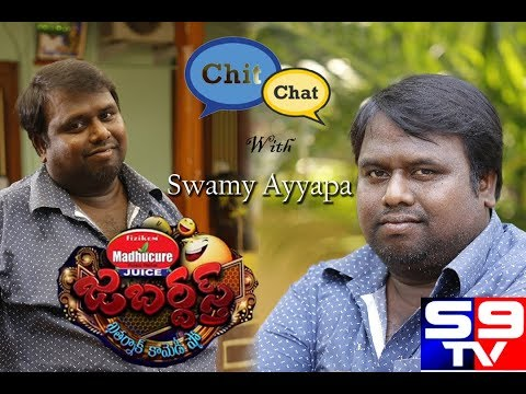 Chit Chat With Jabardasth Swamy S9tv..