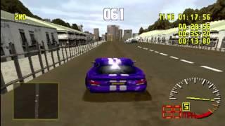 Test Drive 5 - Dodge Viper GTS-R Gameplay 1[HD]