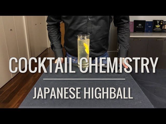 Basic Cocktails - How To Make The Japanese Highball