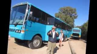 Australia - Travel from Brisbane till Town of 1770