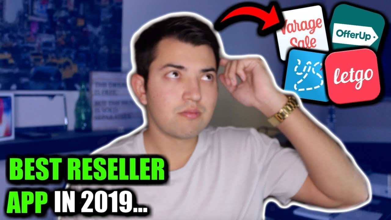 What's The Best Reselling App In 2019? (OfferUp, LetGo, Facebook  Marketplace, & More)
