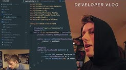 Learning a new Programming Language | Developer Vlog (Backend Microservices)