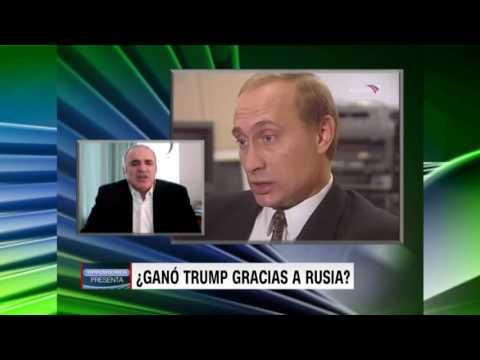 """¿Ganó Trump gracias a Rusia?"" Oppenheimer Presenta # 1702"