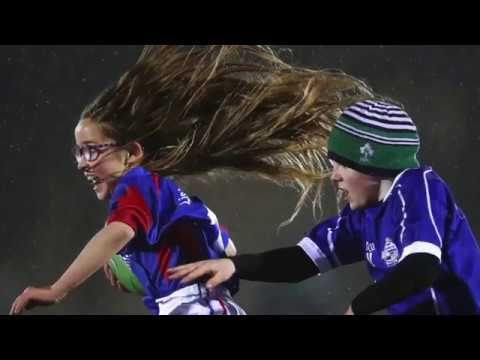 Lisheenkyle NS visits Connacht Rugby