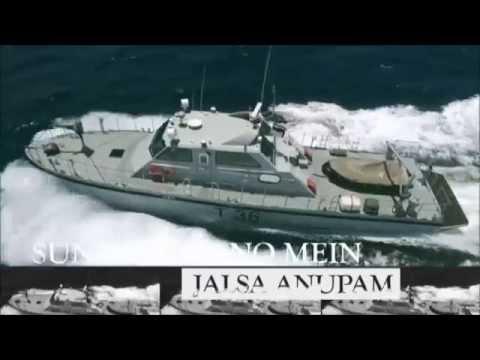 Indian Navy International Fleet Review 2016