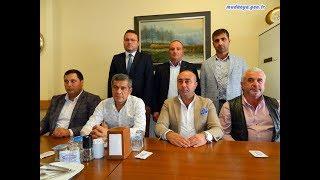 Zeytin alım kanyası öncesi Mudanya Koop Başkanı Ali Yıldız 39 dan Ortaklara Çağrı