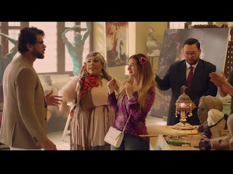 هتموت من الضحك مع دنيا سمير غانم وشيماء سيف وهما بينصبوا علي ساموزين😂😂من مسلسل بدل الحدوتة تلاتة
