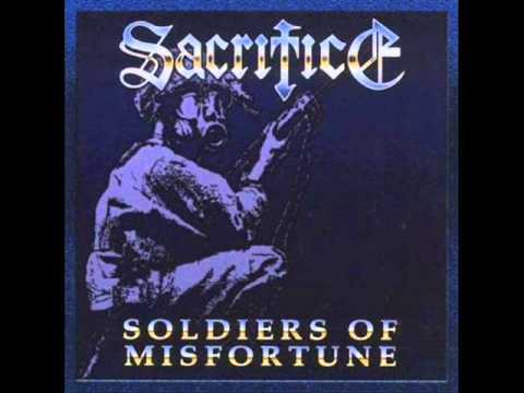 Sacrifice   Soldiers Of Misfortune 1990 full album