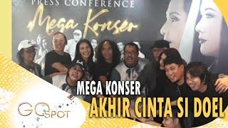 Download lagu MEGA KONSER AKHIR KISAH CINTA SI DOEL - GO SPOT 18/1