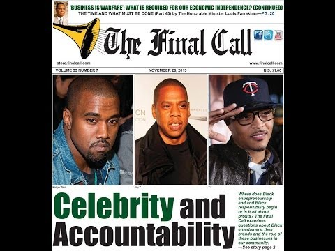 Kendrick Johnson, Celebrity Accountability and the Economic