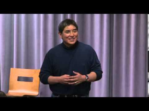 Guy Kawasaki-Creating Enchantt [Entire Talk] - YouTube