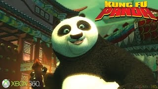 Kung Fu Panda - Xbox 360 / Ps3 Gameplay (2008)