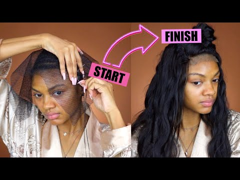 How To Install A Sewin At Home | Jazzie Jae T