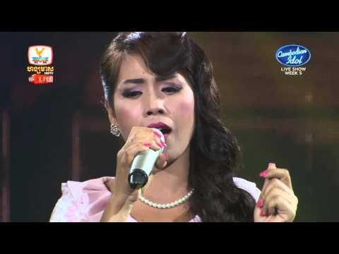 Cambodian Idol | Live show | Week 05 | សុន ចន្ថន | ជំនោរប៉ៃលិន