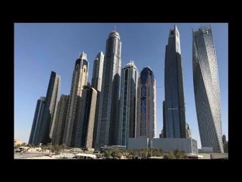 Dubai Marina Impressions 2017