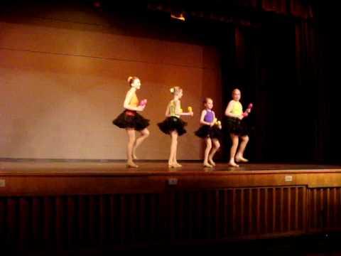 Muppet Treasure Island Dance