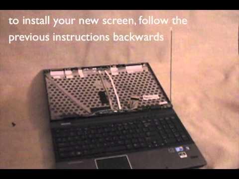HP-Compaq ELITEBOOK 8440P SERIES Replacement LCD Screens