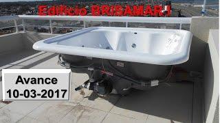 Edificio BRISAMAR I - Avance de Obra 10-03- 2017