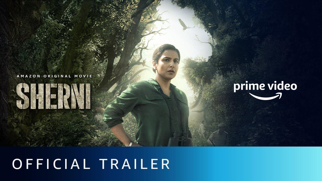 Download Sherni - Official Trailer | Vidya Balan, Vijay Raaz, Neeraj Kabi | Amit Masurkar, Bhushan Kumar