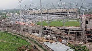 পুরো এশিয়া কে তেক্কা দিল বাংলাদেশেই সবচেয়ে অত্যাধুনিক স্টেডিয়াম। AMAZING NEW DHAKA STADIUM ALL SET