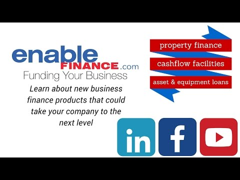 Business Finance For UK Directors & Owners - Enable Finance