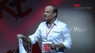 Εγὠ δημιουργώ την ευκαιρία | Διονύσης Μεσσάρης | TEDxYouth@Academy