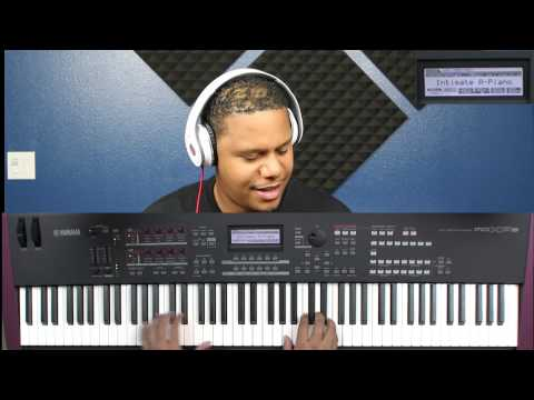 Jamal's Flash for Yamaha Motif XS/XF/MOXF Sound Demo 1