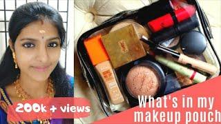 தமிழில்-Must Have Function / Party Makeup Kit   Travel Makeup Items