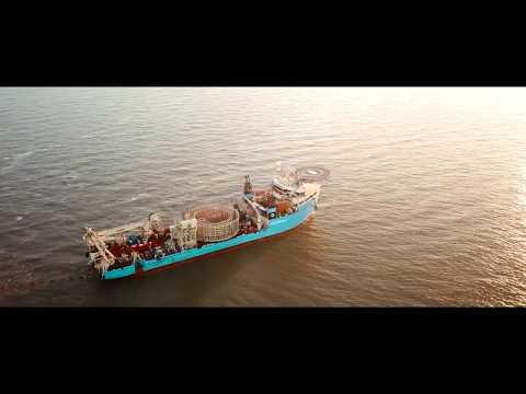 Bristol Drones - Cable Ship