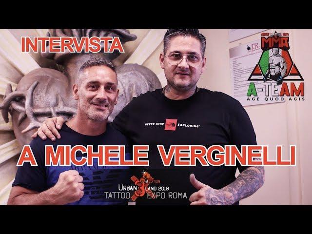 Tattoo Intervista a MICHELE VERGINELLI by Alessio Greco