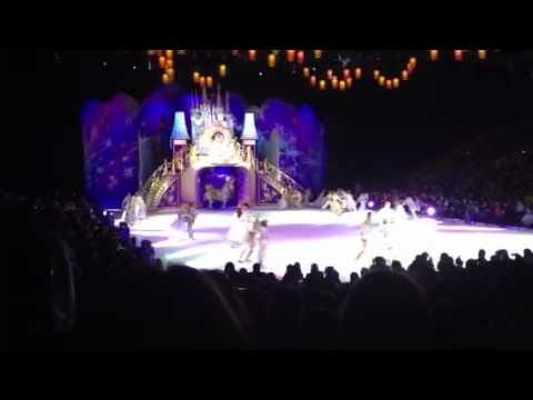 Disney on ice Boston YouTube