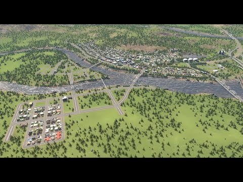 Industrial Zoning Tips | Ep 3 | Cities:Skylines - Real Town Planner Plays