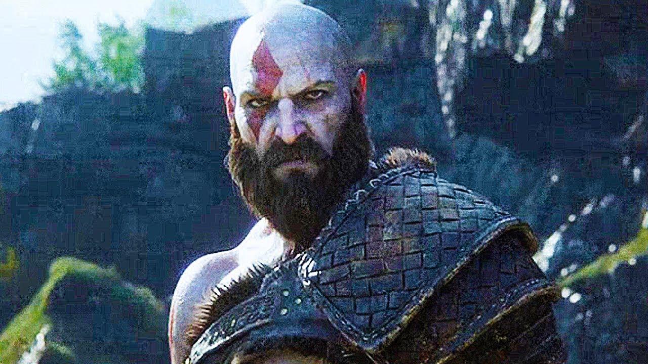 GOD OF WAR PS4 Cinematic Trailer (2018) - YouTube