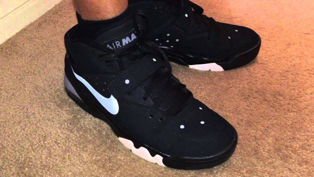 Nike Air Force Max 2013 (Fab Five / Barkley) 3M✓ ⚡️ON FEET