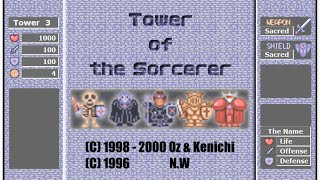 Tower of the Sorcerer [Music Archive]