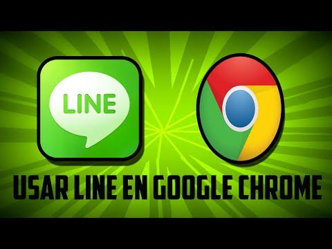 LINE en Google Chrome 2018 Oficial | Windows 10, 8, 7, Vista, XP, Mac, Linux