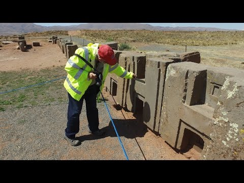 Puma Punku In Bolivia: High Tech Megalithic Site Destroyed 12,000 Years Ago
