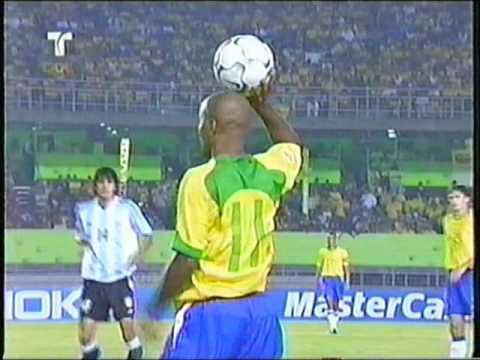 Brasil vs Argentina-Eliminatorias 2006-Partido completo