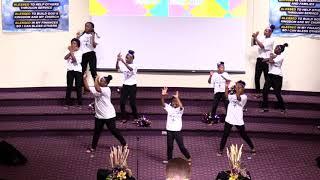 Kirk Franklin - Love Theory Super-fresh praise dance