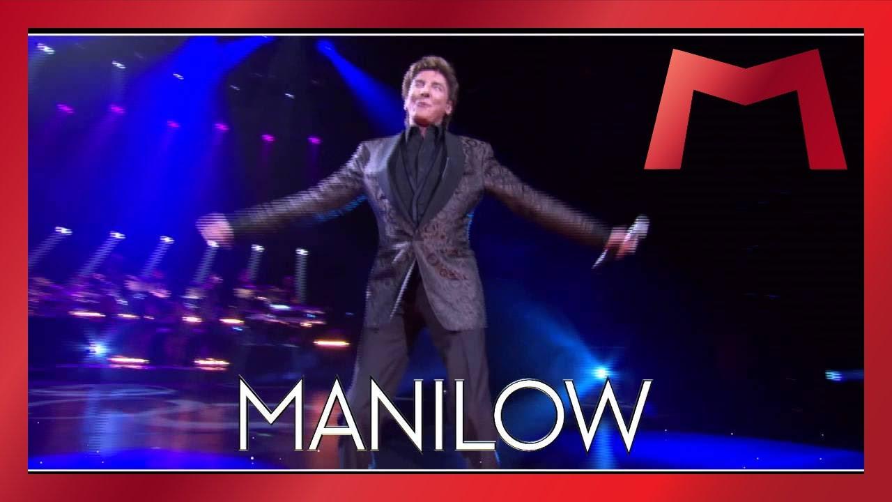 Barry Manilow Tour Playlist
