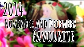 Cherrie's Daily~ 2014 November and December favourite Thumbnail