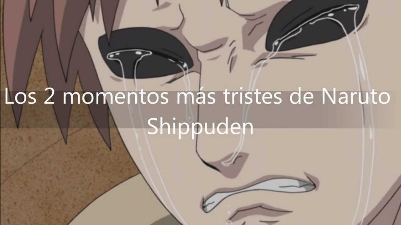 De La Vida Tristes: Los 2 Momentos Mas Tristes De Naruto Shippuden.