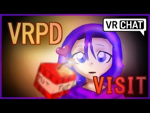   VRChat   VRPD VISIT WITH NAGZZ