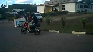 Moto show em Biritinga 2011