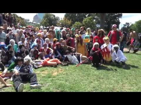 Boston Cosplay Picnic 2014  - Part 1
