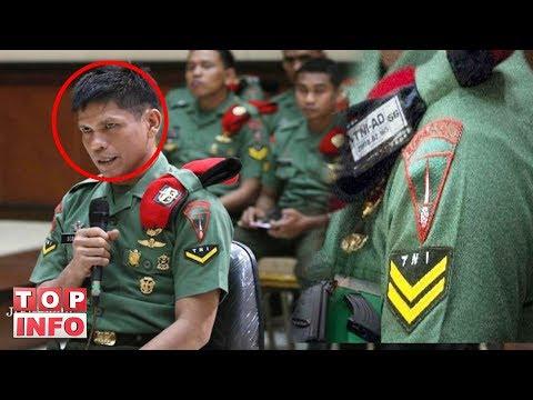 Kisah Haru Kopassus - Silahkan Hukum Saya, Tapi Jangan Pecat Saya Dari TNI