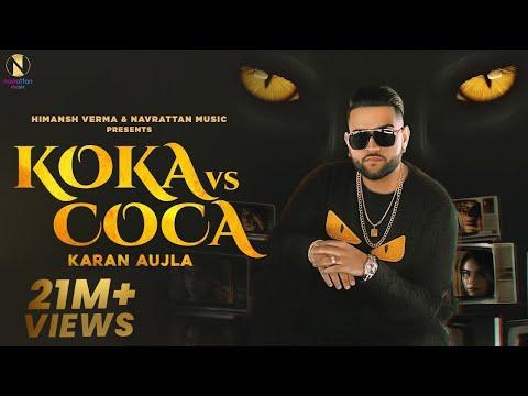 Koka vs Coca : Karan Aujla (Official Video) Jay Trak | Himansh Verma | Latest Punjabi Songs 2020
